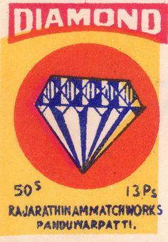 diamond screenprint