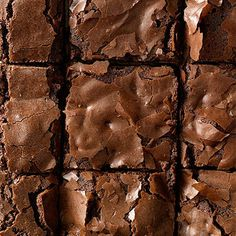 Rich, fudgy brownies are already on the list of the world's most irresistible foods. And these riffs make them even irresistibler!