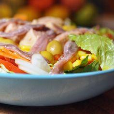 Best 25 Spanish Salad Ideas On Pinterest Vegetarian