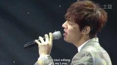 2014 - Painful Love 아픈 사랑 [LEE MIN HO 이민호 李敏镐] - Encore Concert in seoul