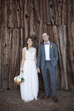 Fall destination wedding in Lake Tahoe. Autumn wedding ideas. Photo: @hbarstudios