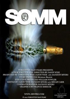 SOMM Documentary - Very interesting and eye opening documentary about what it takes to become a Master Sommelier.  If you enjoy wine or wine tasting, watch it.