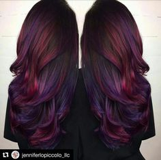 I'd do this color for my hair!!
