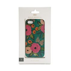 Rifle Paper Co. Spanish Rose iPhone  Case