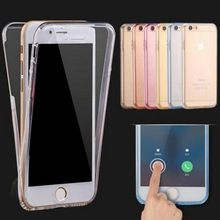Check out the site: www.nadmart.com   http://www.nadmart.com/products/ultrathin-clear-transparent-tpu-silicone-flexible-soft-cover-case-for-apple-iphone-6-6s-plus-5s-se-full-protect-phone-case/   Price: $US $1.60 & FREE Shipping Worldwide!   #onlineshopping #nadmartonline #shopnow #shoponline #buynow