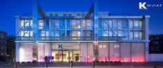 Hotel - The K West Hotel & Spa is a contemporary 4 star hotel that has a vibrant and friendly atmosphere and excellent spa and business facilities. It is a 10 minute walk from our Holland Park Gardens centre.