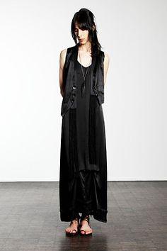 """"""" Wedding Party Dresses Ann Demeulemeester - Resort 2013 (Vogue.com) """""""