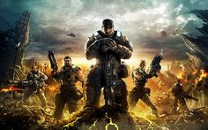 Gears of War ~ SuperVault