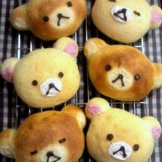 Animal buns by aiko426(aiko*) at 2013-8-10 - SnapDish
