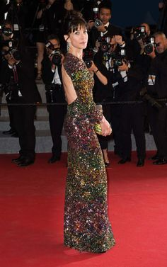 Sophie Marceau festival de Cannes 2015
