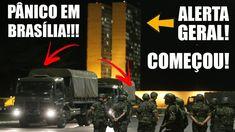 💥BOMBA! FORÇAS ARMADAS VÃO INVADIR O CONGRESSO NACIONAL CASO GILMAR MEND...