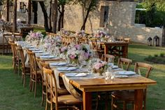 tuscan style WEDDINGS | Tuscan Style Decor by Caplan Miller Events