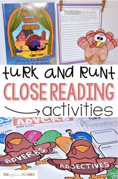 Turk and Runt Close