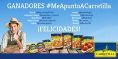 Ganadores #MeApuntoACarretilla