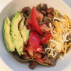 Pastamore: Green Chile Fettuccine with Beef