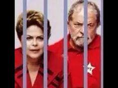 ÁUDIO AUTORIZADO POR SÉRGIO MORO COMPROMETE DE VEZ LULA, DILMA, PT E CIA