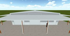 Cool 3D #marketing http://ift.tt/29Xo3Zy #barn #workshop #greenhouse #garage #roofing #DIY