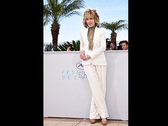 Cannes 2015 Jane Fonda (Quelle: EPA/FRANCK ROBICHON)