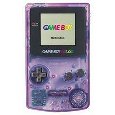 game boy color <3