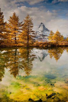 Zermatt - Grünsee -