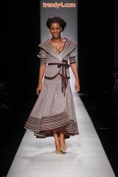 Shweshwe Traditional Dresses 2014 fashion Shweshwe 2014