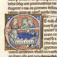 Bible England, ca. 1265