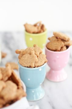Honey Bunny Grahams. Can substitute almond meal or what bran for the wheat  germ. d70009fffff