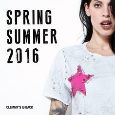 Spring/Summer is in the air? ✭✭✭Clemmy's is Back on www.clemmyisback.it ✭✭✭ #fashion #clemmysisback