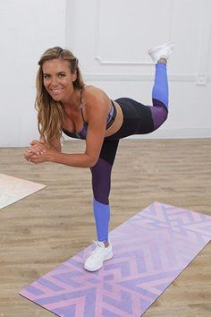 Get Ready For a 10-Minute Booty Burner — No Equipment Needed