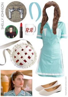 Day 11 Halloween: Twin Peaks Costume Inspiration (for the ladies)