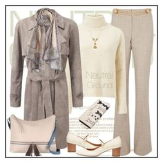 """Cool Neutrals"" by winscotthk ❤ liked on Polyvore featuring MaxMara, Miss Selfridge, Pure Collection, Isabel Marant, Radley, Vismaya, Maison Mayle and Ross-Simons"