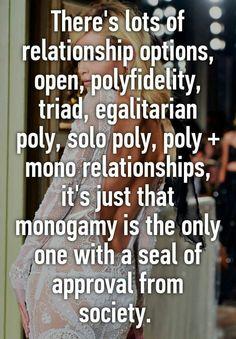 Poly dating mono