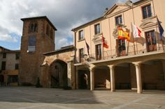 Ayuntamiento (Oña) Merindades