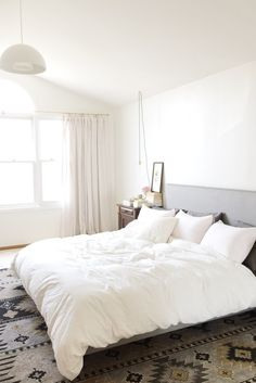 avery street design blog: one room challenge // bedroom reveal!