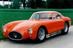 1947 Maserati A6 GSC par Pininfarina.