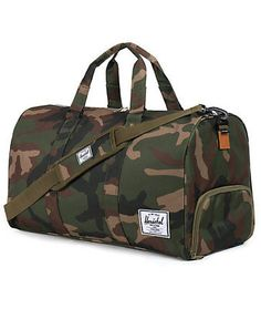 ad582195f2 Bags and Backpacks 163537  Herschel Supply Co Novel 42L Duffel Bag Camo  Brand New W