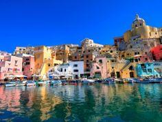 Procida, #Italy - Want to go!! #travel #Europe