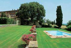 CASTELLO D ANQUA, près de Radicondoli dans la campagne siennoise. Pour 10 personnes.  http://www.destination-italie.net/appartement-location-italie-701.html