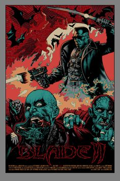 Blade2 - variant edition - Mike Sutfin