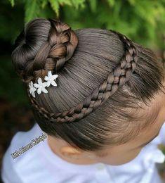 Gym Hairstyles, Romantic Hairstyles, Amazing Hairstyles, Beauty Tips, Beauty Hacks, Hair Beauty, Girl Hair Dos, Braid Styles, Hair Designs