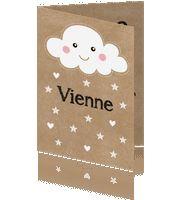 Geboortekaartje Vienne