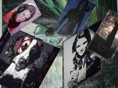 Collage MW Art Marion Waschk via Metal Jay