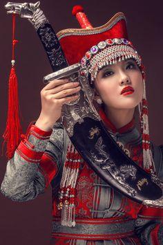 Belleza de Mongolia.