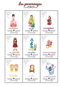 Le tarot de contes : stimuler les enfants afin d'écrire des histoires. Drama Activities, Summer Camp Activities, French Class, Activity Games, Storytelling, Techno, Writing, Cycle 3, Afin
