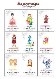 Le tarot de contes : stimuler les enfants afin d'écrire des histoires.