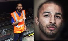 Muslim mass murderer kept Underground job even though he appeared in C4 extremist documentary!
