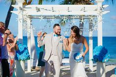 Celine and Nicholas destination wedding in Punta Cana. Waves of Love package designed by renowned wedding planner Karen Bussen. 4th December 2016. Photography by Bridalpuntacana #PuntaCanaBoda #WeddingPuntaCana