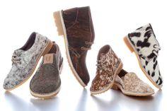 Uwezo Cowhide Desert Boots