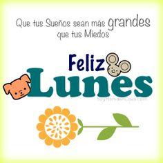 Buenos días, #feliz #Lunes  #saludos  www.soymamaencasa.com