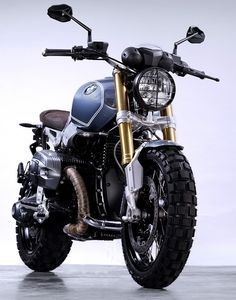 BMW R 1200 Nine-T Brooklyn Scrambler 2014 - 5
